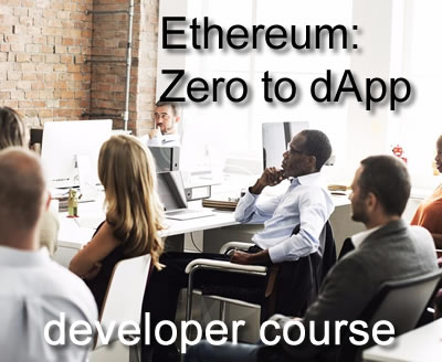 Ethereum: Zero to dApp